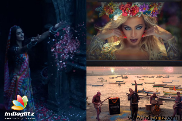 Coldplay And Beyonce Release 'Hymn For The Weekend' Video