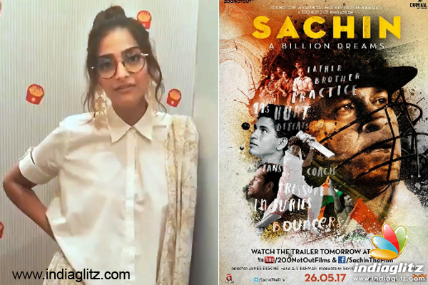 Here's How Much Alia Bhatt Is Excited For Sachin: A Billion Dreams!