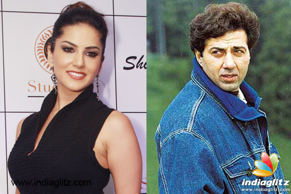 Sunny Leone Apologises Sunny Deol For All Jokes That Are -1014
