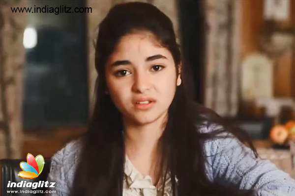 Dangal Girl Zaira Wasim Meets With An Accident, Gets Rescued