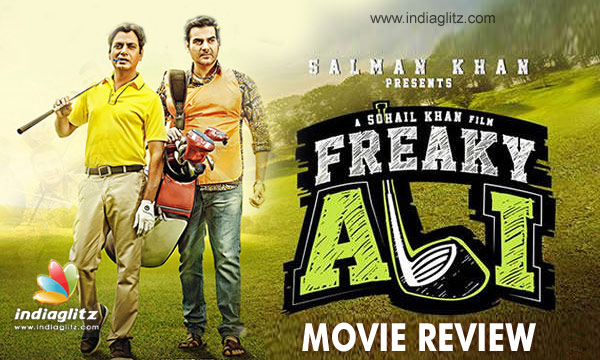 Freaky Ali Hindi Movie Review