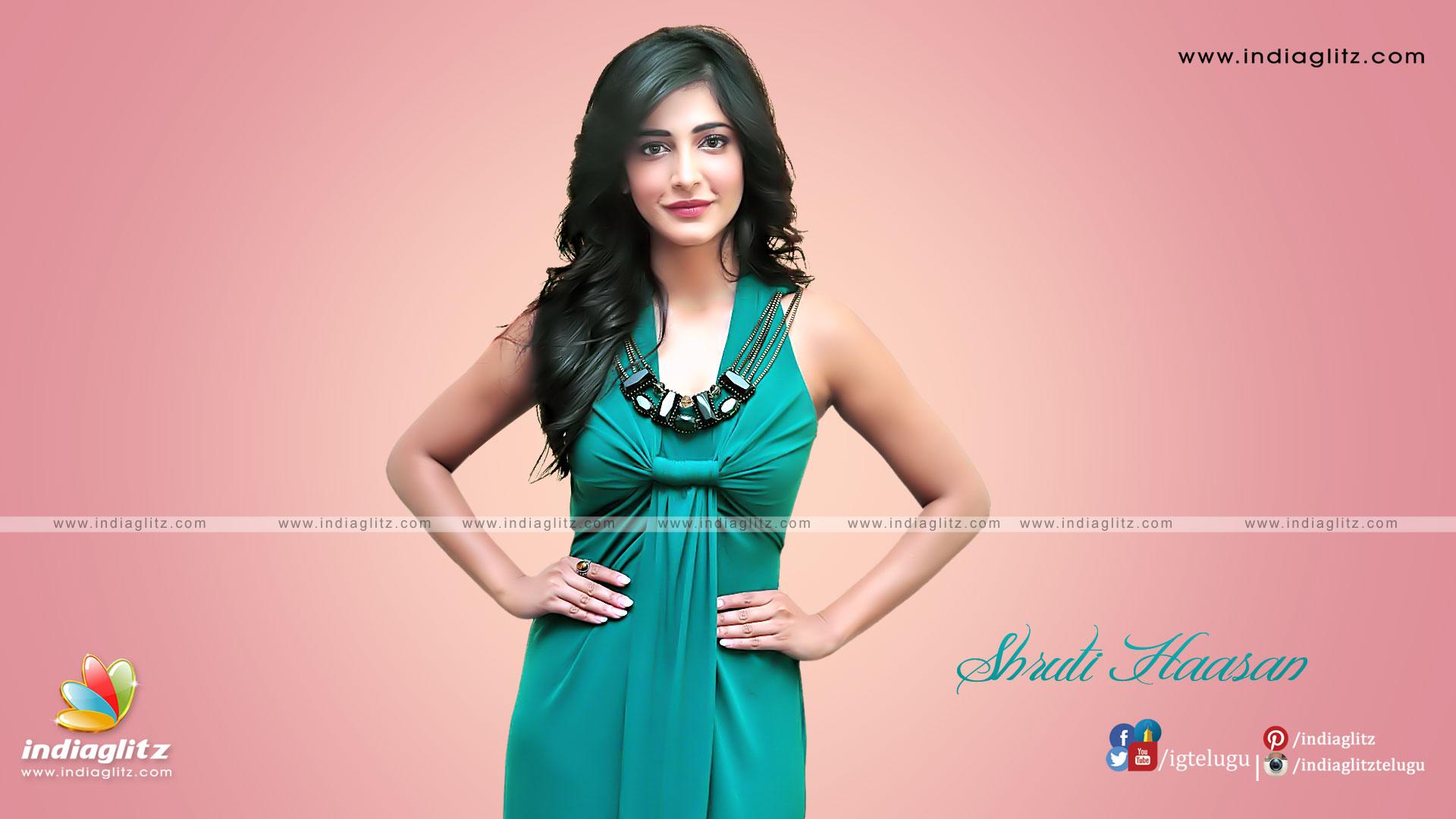 indiaglitz   tamil actress   shruti haasan wallpapers