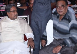 Ambarish and CM Siddaramaiah clash