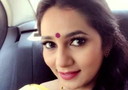 Actress Chytra complain on husband