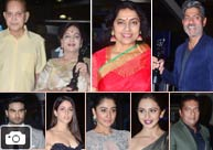 Celebs @ 64th Filmfare Awards South 2017