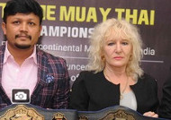 Ganesh Xtreme Muay Thai Sports Ambassador