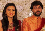 Nitil weds Mahalakshmi