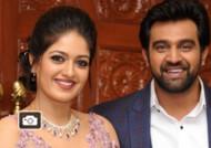 Chiranjeevi Sarja & Meghana Raj Engagement