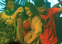 Neethu in item song again