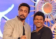 Puneeth, Sudeep in Colors, family show and big boss 5
