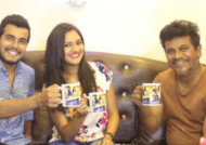 Rajahamsa new publicity, coffee with celebrities
