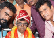 Dwarakish honored, Raj torch well carried