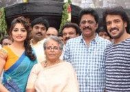 Uppi stunts in Bangkok, for Uppi Ruppi