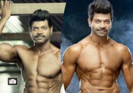Actor Vionth Prabhakar 6 Pack Stills