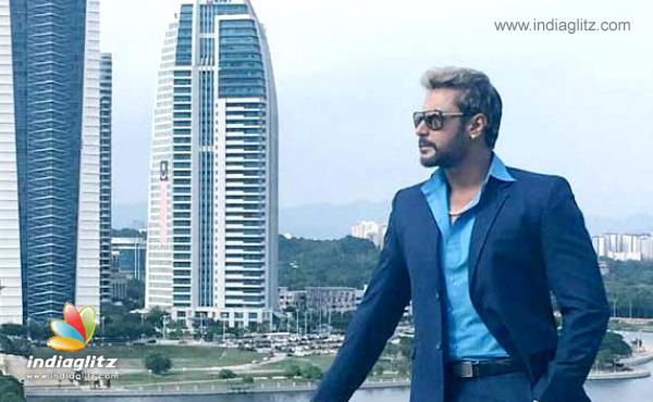 Darshan Chakravarthi For Christmas Kannada Movie News