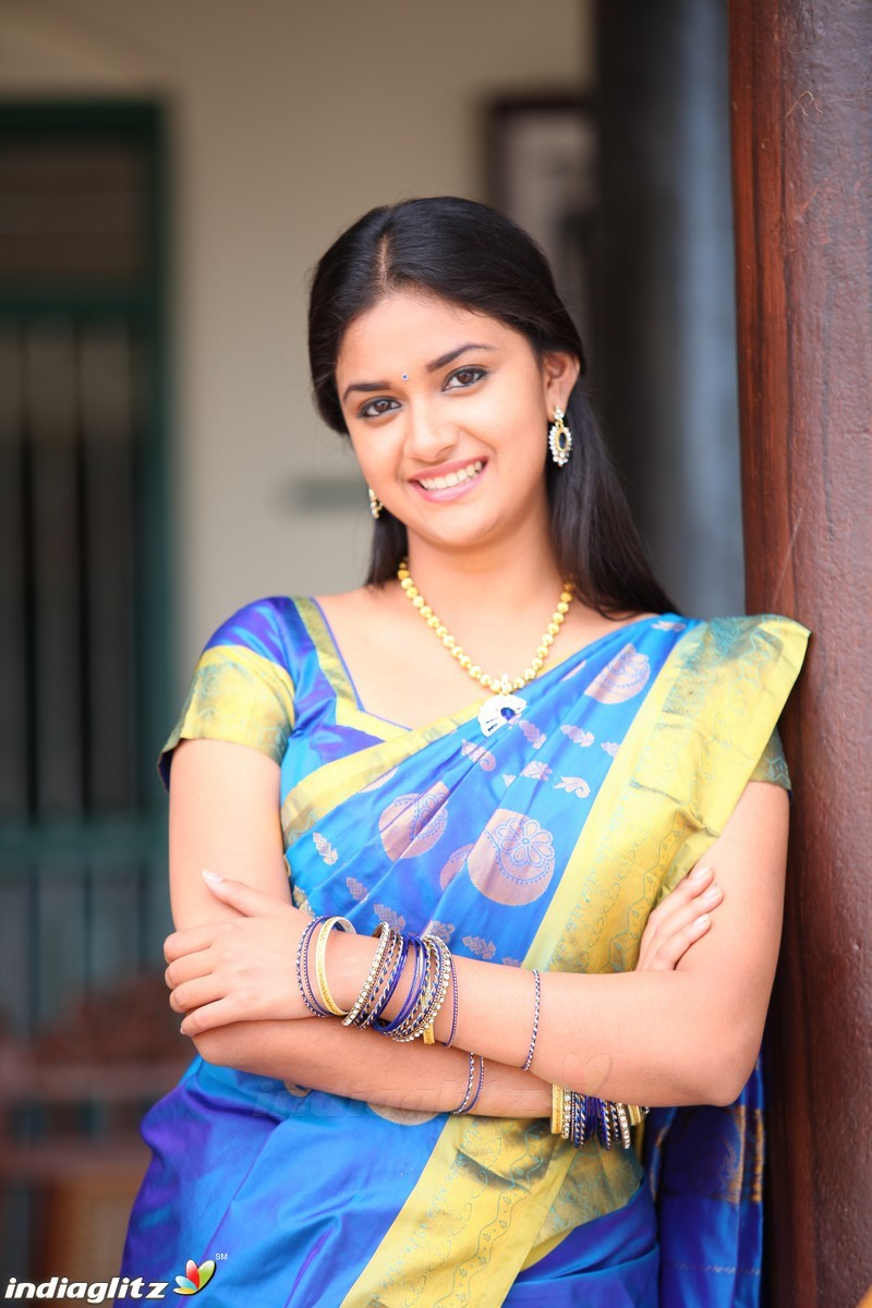 Keerthy Suresh - Malayalam Actress Image Gallery
