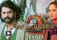 'Bahubali 2' Trailer