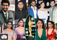 Celebs @ 'IIFA Utsavam' Awards 2017 - Day 1 (Set-1)