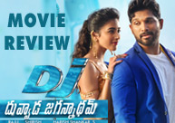 'Duvvada Jagannadham' Movie Review
