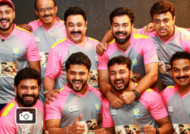 CCL Kerala Strikers Curtain Raiser Gallery
