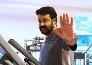 Mohanlal to hit the gym!