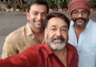 Here's the current status of Mohanlal-Prithviraj's Lucifer!