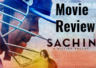 Sachin: A Billion Dreams Review