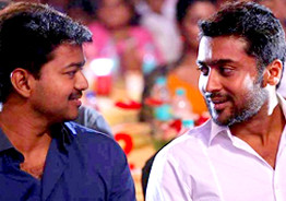 Vijay is No:1, Suriya is No:2....