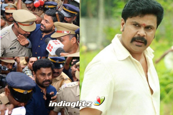 Police Custody of Dileep Extended, Court to Hear Bail Plea on Saturday
