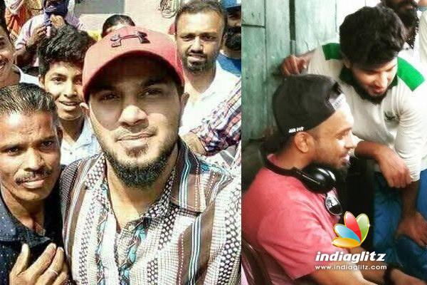 Dulquer Salmaan S New Look From Mahanati Goes Viral In: Dulquer Salmaan's New Look Leaked Online!