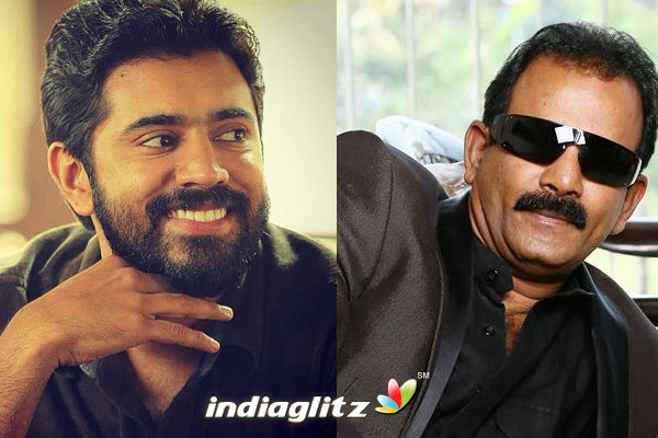 Nivin Pauly, Major Ravi to team up for a love story