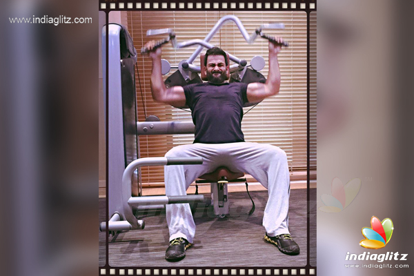 Image result for prithviraj workout