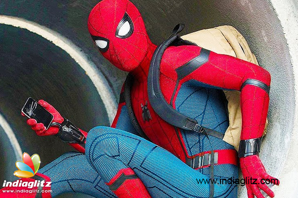 'Spider-Man: Homecoming' Trailer: Iron Man Upgrades Peter Parker's Suit