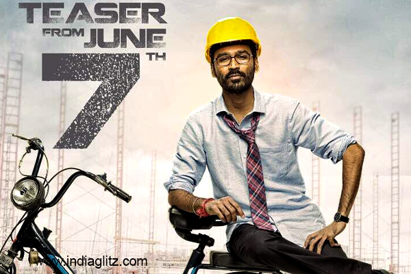 Amitabh Bachchan releases teaser of Dhanush's 'VIP 2'