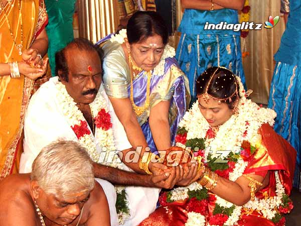 Events Comedian Goundamani S Daughter Wedding Coverage