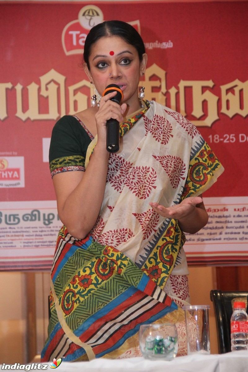 chennaiyil thiruvaiyaru season 11 press meet actors