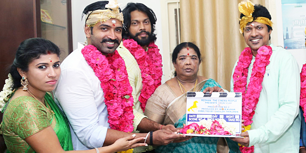 Arun Vijay  Magizh Thirumeni Untitled Movie