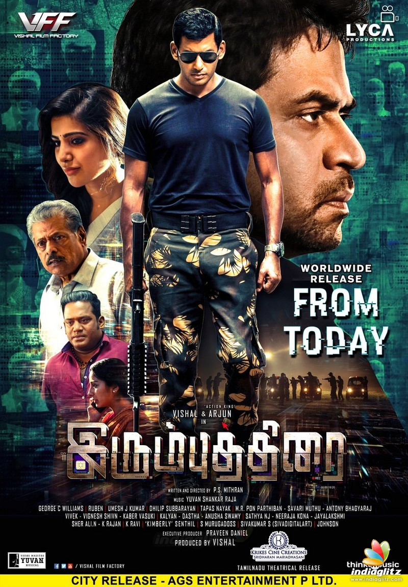 Image result for Irumbu Thirai