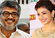 20 Days for Ajith and Kajal Aggarwal