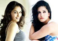 Andrea and Sunny Leone to team up