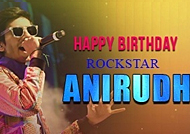 Happy Birthday Anirudh!