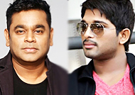 A R Rahman in talks for Allu Arjun's Tamil debut?