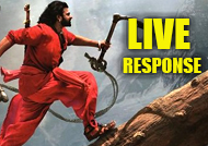 'Baahubali 2' Live Audience Response