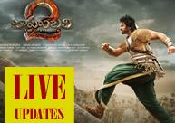 'Baahubali2' Live Updates
