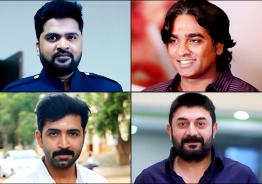 Simbu, Vijay Sethupathi and Arun Vijay involved in an intense fight