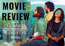 'Chennai2Singapore' Review