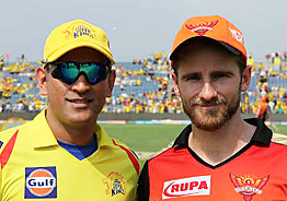 Match preview: Vivo IPL 2018 Finals – CSK Vs SRH, Mumbai, 07:00 p.m.