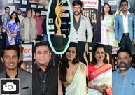 Celebs @ 'IIFA Utsavam' Awards 2017