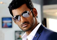 Vishal's 'Irumbu Thirai' - first look release details here