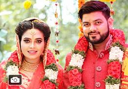 'Sathuranga Vettai' heroine Ishara Marriage Photos